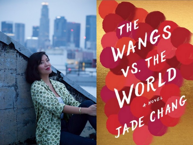 Jade Change and The Wangs vs The World cover